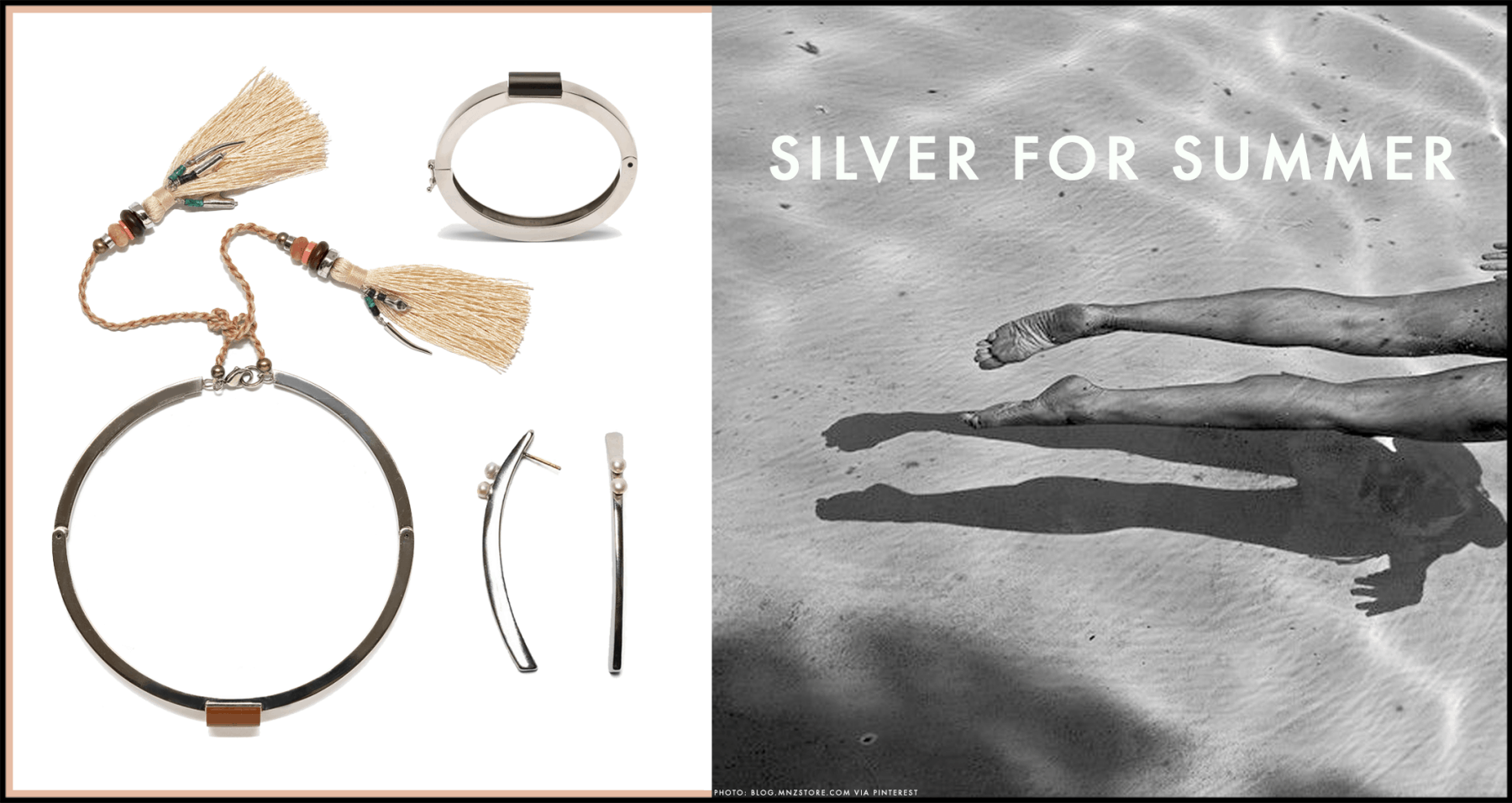 2-Silver For Summer