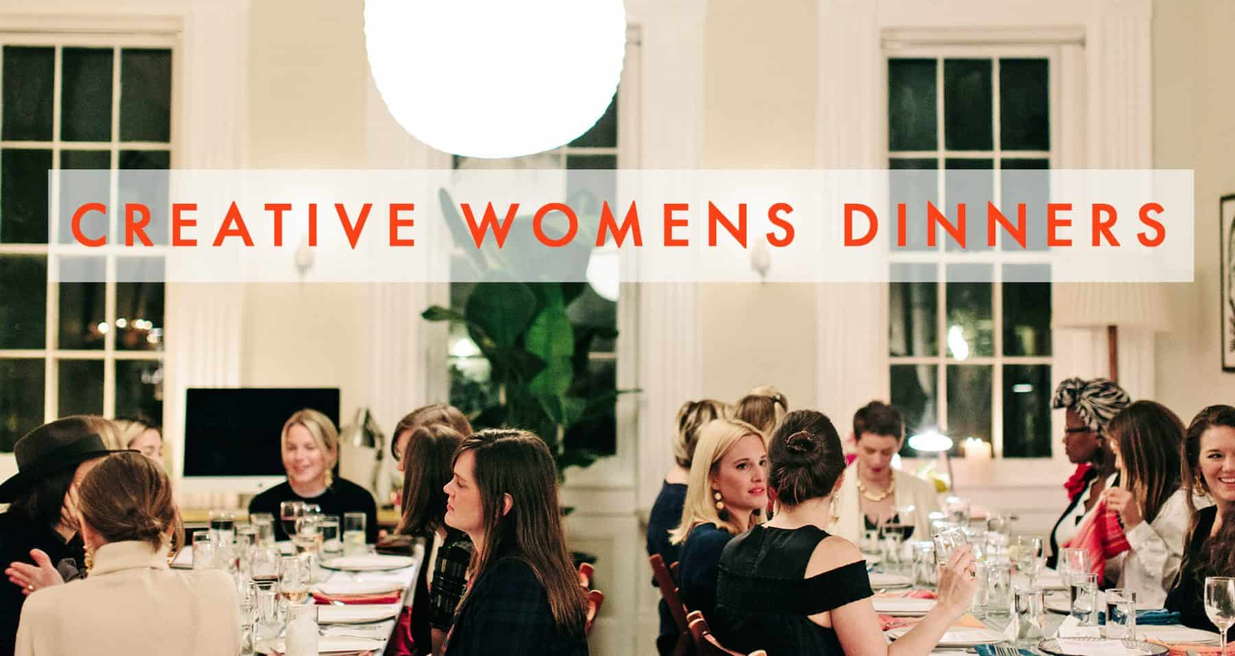 Creative Womens Dinners