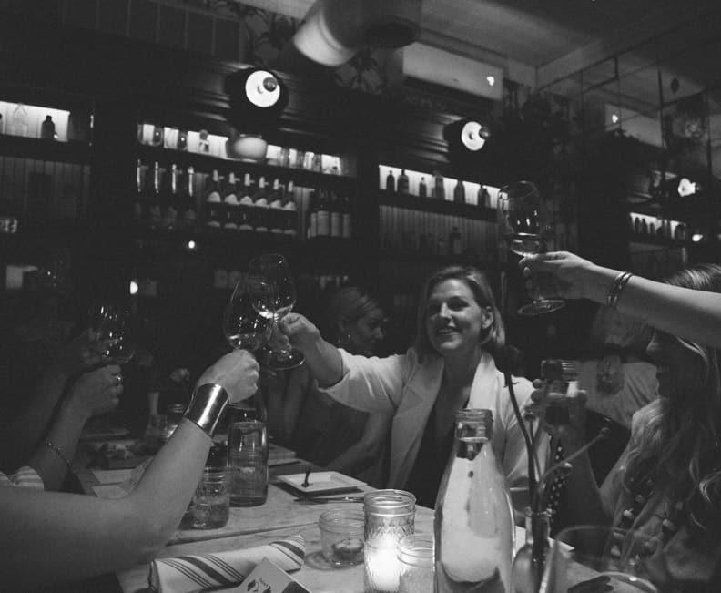 Austin Getaway + Creative Women's Dinner 8