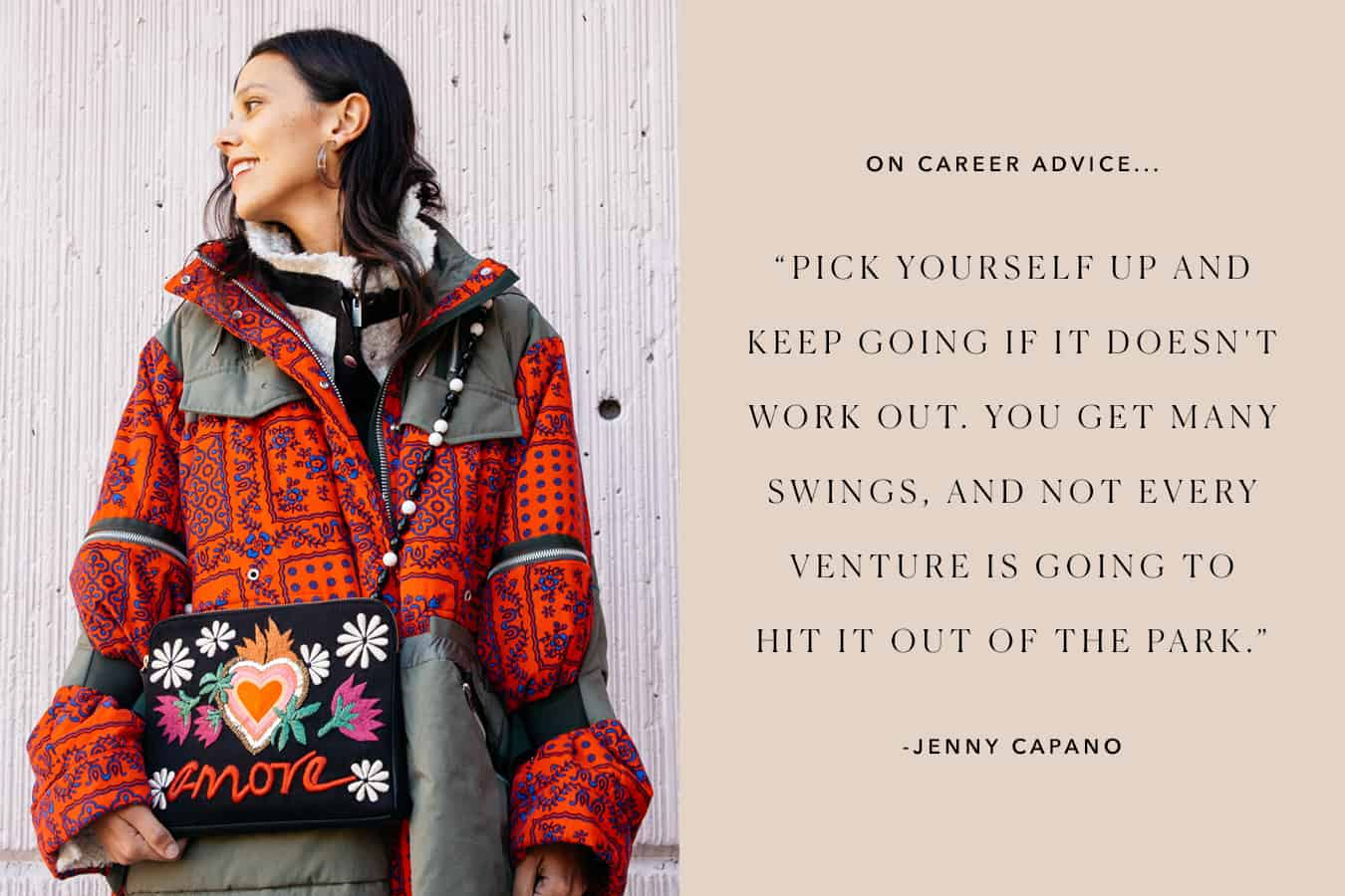 Friends For 10: Jenny Capano of Sacai 22