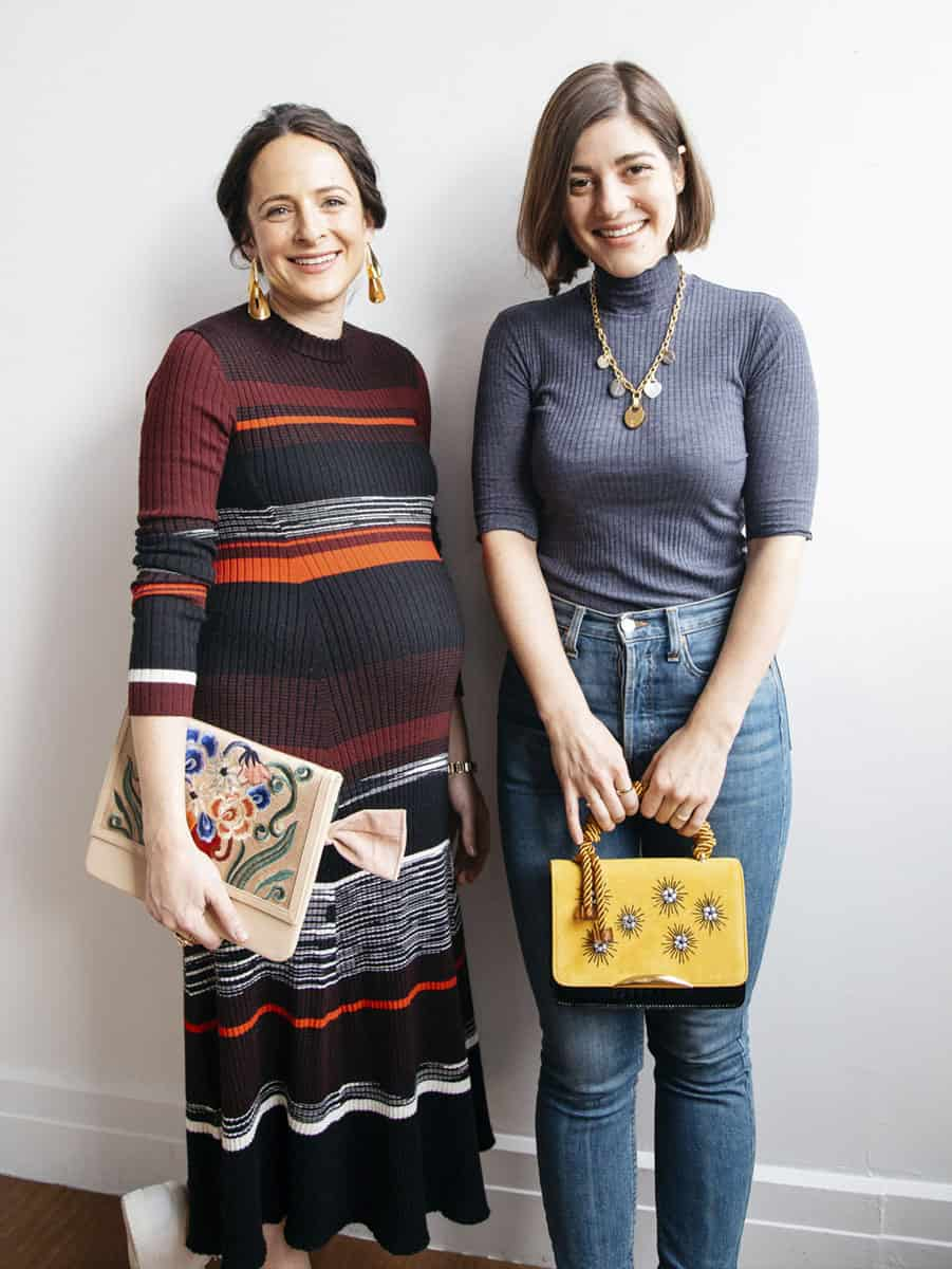 Friends For 10: Claire & Erica of Of a Kind 41