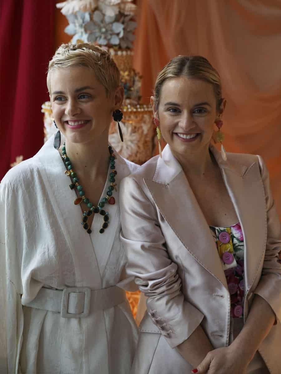 Friends For 10: Lizzie & Kathryn of Lizzie Fortunato 37